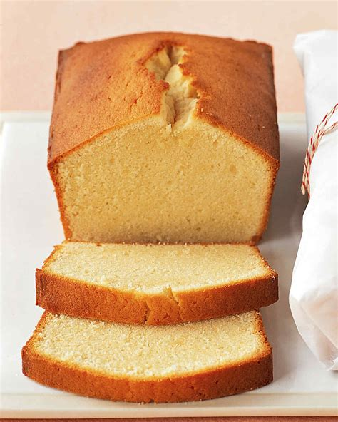 pound cake recipe pound cake recipes martha stewart
