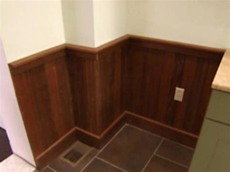 Beadboard Projects : Diy Wainscoting Projects & Ideas