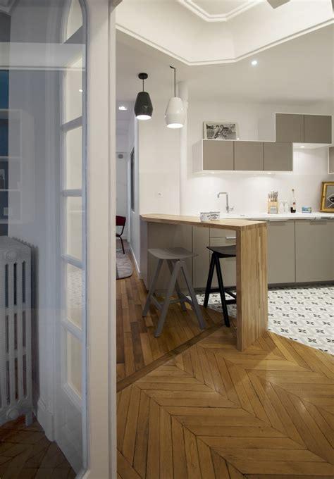 deco cuisine appartement idee cuisine americaine appartement 32 decoration