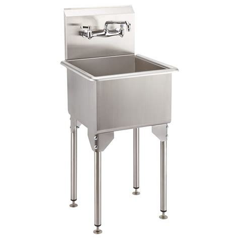 stainless steel utility sinks free standing 21 quot stainless steel utility sink home accents