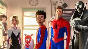 Spider-man, Into, The, Spider-verse, Review