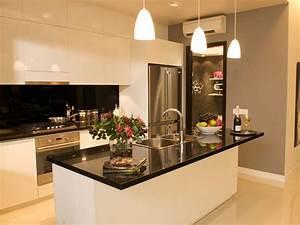 ilot centrale cuisine prix cuisine en image With idee deco cuisine avec prix de cuisine Équipée