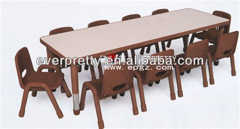 wholesale daycare supplies tables and chairs for