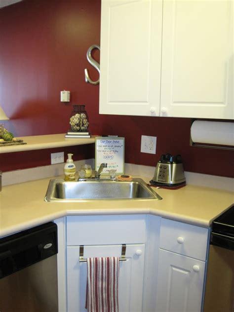 corner kitchen sink design ideas kitchen astounding kitchen decoration ideas using corner 8359