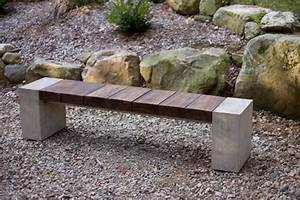 Wood, Concrete & Metal Benches - Landscaping Network
