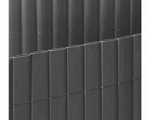Sichtschutzmatten Kunststoff Meterware : sichtschutzmatte pvc meterware 120 cm anthrazit bei hornbach kaufen ~ Eleganceandgraceweddings.com Haus und Dekorationen