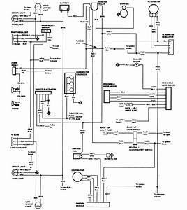 Electronic Ignition Wiring Diagram 1975 Ford Truck