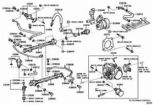 Fuel Injection System For 1990