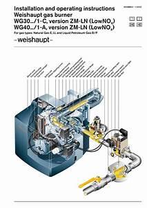 Weishaupt Burner Install Wiring Diagram Weishaupt Burner