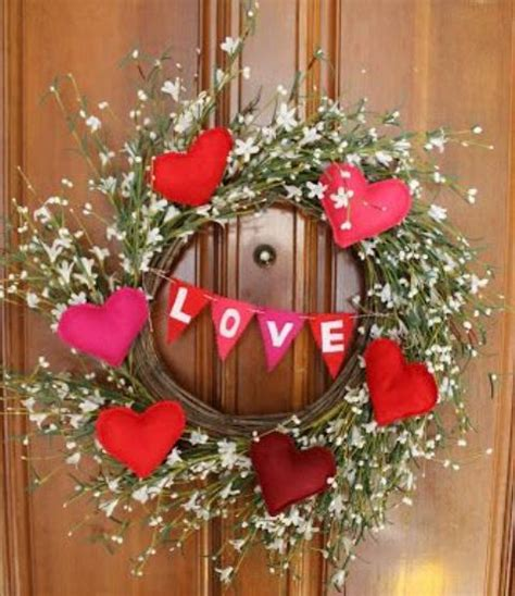 creative outdoor valentine decor ideas digsdigs