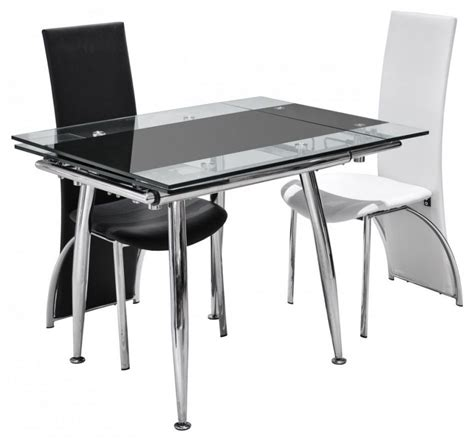 black and white dinner table setting furniture beautiful black dining tables interior design