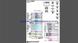 Repair Engine Electronic Control System Diagrams