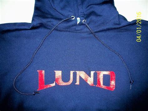 Formula Boats T Shirt by Lund Boats Screen Printed Hooded Sweatshirt 9 3 Oz Heavy