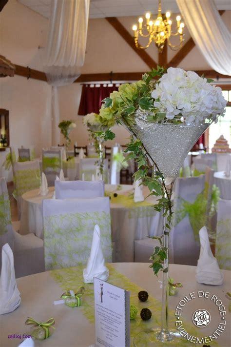 vase  boules verre decoration mariage theme des bulles