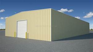 5039 x 10039 clearspan for sale from mbmi With 50x50 metal building