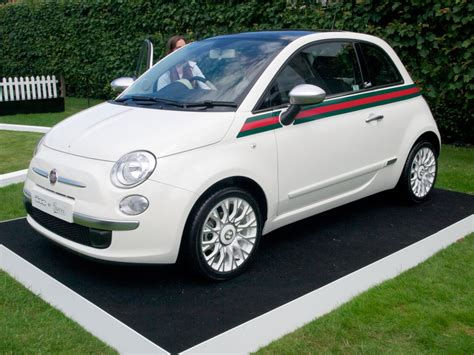 Now if the harley pickup is a sloppy joe with home fries, the 500 by gucci is field greens with raspberry vinaigrette and a parmesan. Top 5 Car-Fashion Collaborations   AA Cars