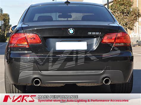 tech  sports style rear bumper bar  bmw  coupe