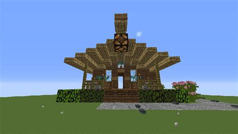 giant house  mb map  minecraft
