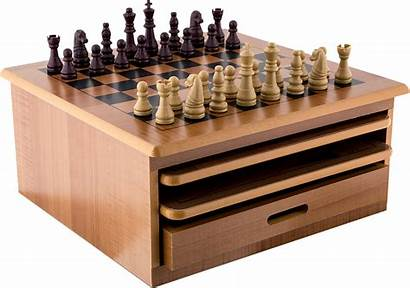 Board Wooden Chess Games Slide Checkers Unit