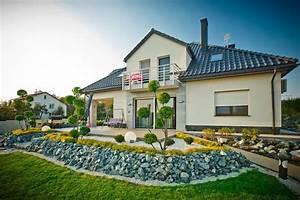 Idee Deco Jardin : am nagement jardin devant maison en 50 id es modernes ~ Mglfilm.com Idées de Décoration
