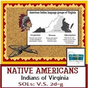 Native Americans: American Indian Language Groups in ...