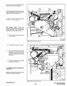 Bobcat 643 Skid Steer Loader Service Repair Manual