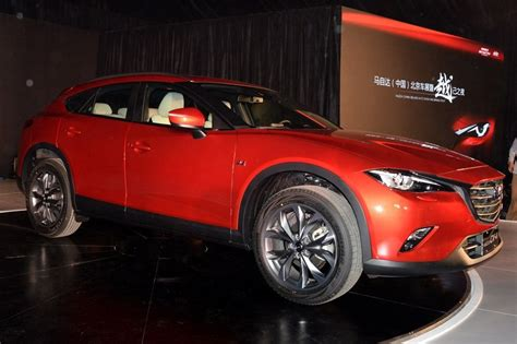 Visual Comparison Mazda Cx4 Vs Koeru Concept Carscoops