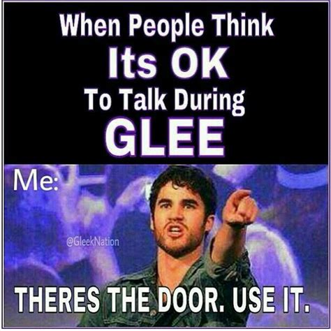 Glee Meme - 835 best images about glee on pinterest heather morris