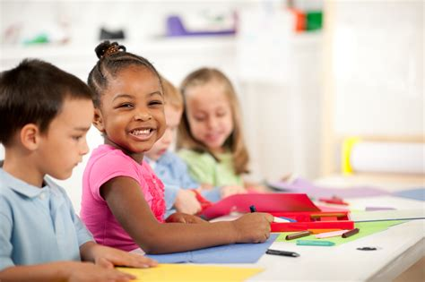 Benefits Of Enrolling Your Child In Preschool  Children's Campus