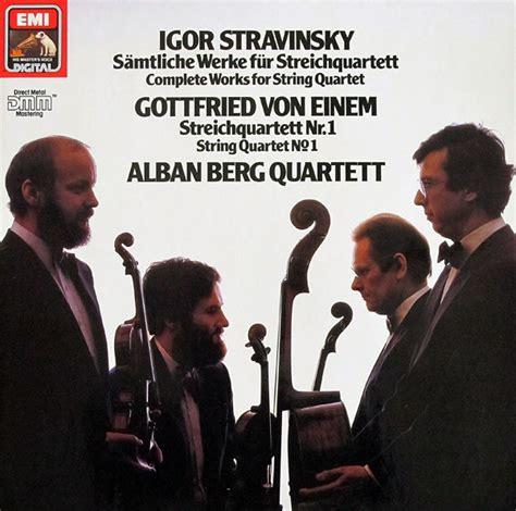 (ap) — igor vovkovinskiy, the tallest man in the united states, has died in minnesota. Igor Stravinsky, Gottfried von Einem, Alban Berg Quartett - Sämtliche Werke Für Streichquartett ...