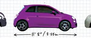 Fiat 500 Per Gallon by From Nissan Micra To The Mini Cooper Compact Runarounds