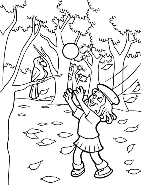 preschool fall coloring pages az coloring pages 338 | yTkaR7ypc