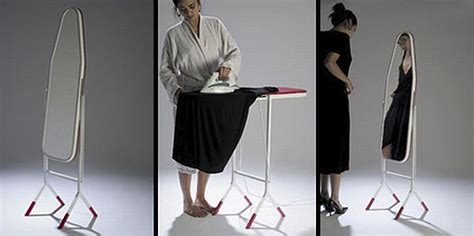 10 Creative Ironing Boards For Trendy Urban Spaces  Hometone