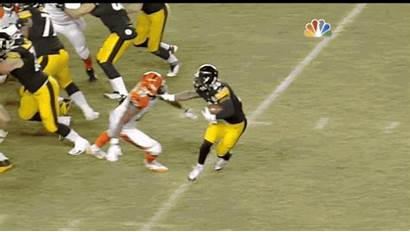 Steelers Pittsburgh Bell Stiff Le Veon Bengals