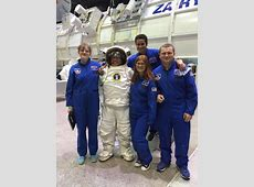 Cabell students participate in space camp for visually