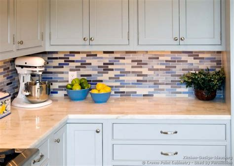 blue kitchen tiles ideas transitional kitchen design with pale blue shaker style