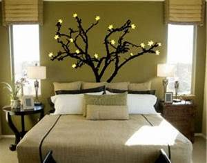 wall painting designs for bedrooms ideas a tree cool With wall painting designs for bedroom