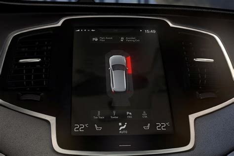 volvo xc sensus connect infotainment review digital trends