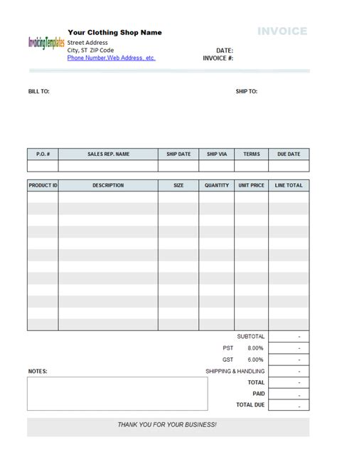invoice receipt sales receipt 10 results found invoice software