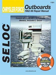 Chrysler    Force Outboard Motor Repair Manual 3