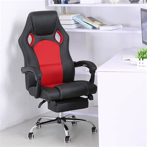 executive office chair ergonomic high  reclining