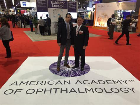 laser locators sales team attends  american academy