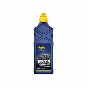 Huile De Boite 75w80 : huile de boite putoline rs75 75w80 1 litre moto ~ Medecine-chirurgie-esthetiques.com Avis de Voitures