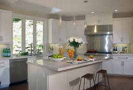 Heavenly Home Interior Beside Modern Kitchen Ideas Pict Traditional White Kitchen Design Ideas With White Kitchen Cabinetry