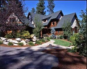 Country home landscaping Decor & Design Pinterest