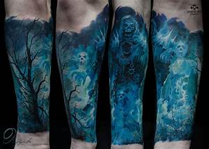 Hades tattoo by Olggah on DeviantArt