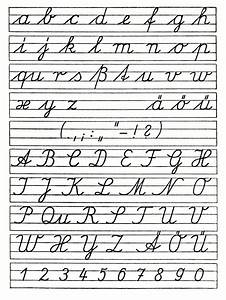 numbers - How different is German handwriting from ...