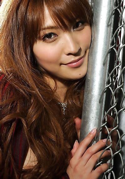 Busty Asian Kokomi Sakura Posing In Lovely Lingerie Part