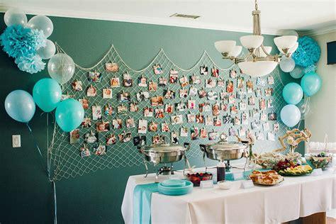 sweet nursery mermaid themed birthday