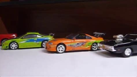 1/64 Racing Champions The Fast And The Furious Car